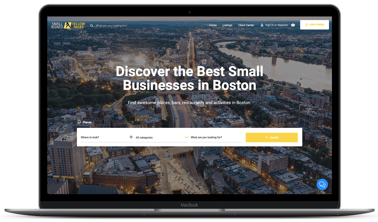 Boston Directory
