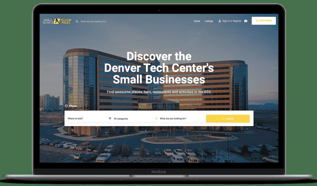 Denver Tech Center Directory
